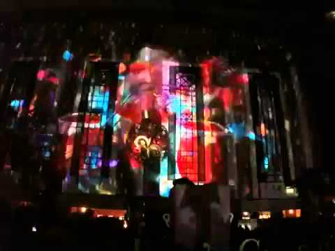 26/11Central Chidlom 今天傍晚的亮燈儀式