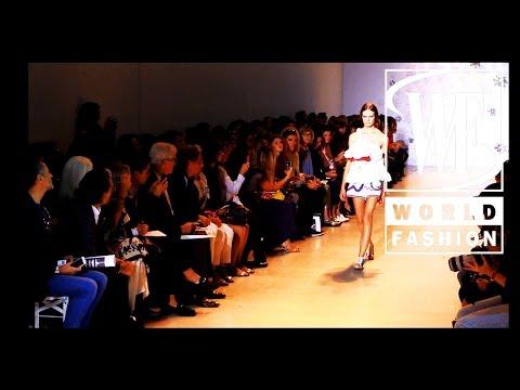 Front Row Tsumori Chisato Spring-Summer 2015  Paris Fashion Week