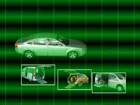 coches adaptados minusvalidos