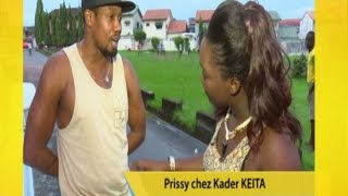 C'Midi La mission de #Prissy chez Kader Keïta du 31 Octobre 2016