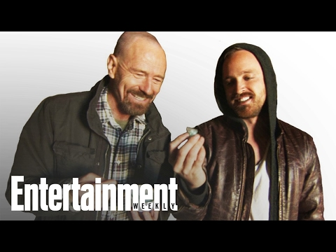 Bryan Cranston Reveals What s in the Breaking Bad Prop Meth