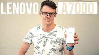 Lenovo A7000: обзор смартфона