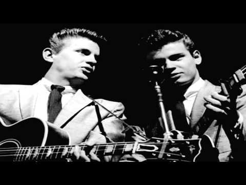 Everly Brothers - She Never Smiles Anymore