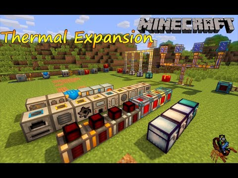 Minecraft 1.6.4 - Thermal Expansion / Tutorial / Español