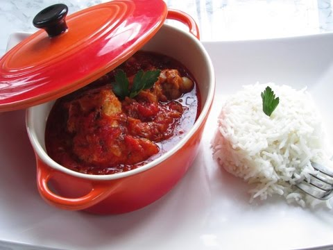 QUICK AND EASY NIGERIAN CHICKEN STEW