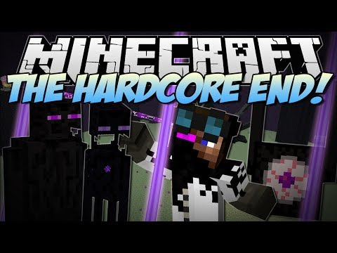 Minecraft | THE HARDCORE END! (The Ultimate, Final Challenge!) | Mod Showcase