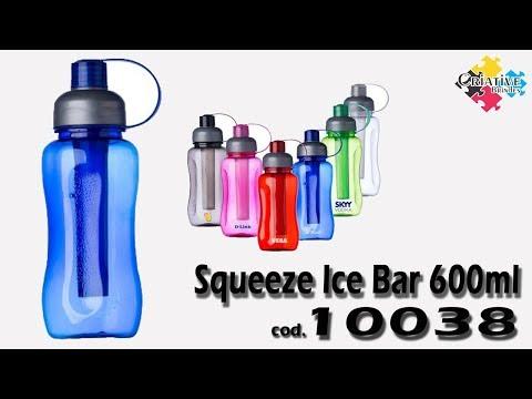 Squeeze Ice Bar 600ml 10038 - Criative Brindes