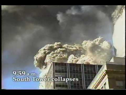 9/11/01 LIVE! News/Amateur Video World Trade Center Part 2
