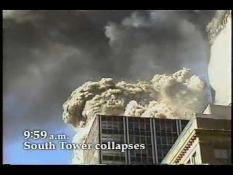 9/11/01 LIVE! News/Amateur Video World Trade Center Part 2