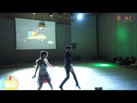 Yunus Emre & Burçin Beril Dance Performance - EDF 2016