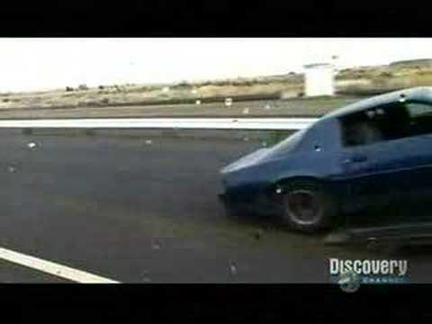 Camaro RS on Mythbusters Knightrider Stunt
