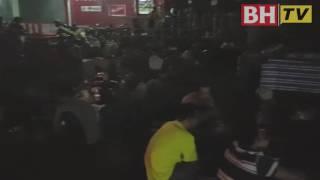 Penyokong Kedah bermalam diperkarangan stadium untuk beli tiket