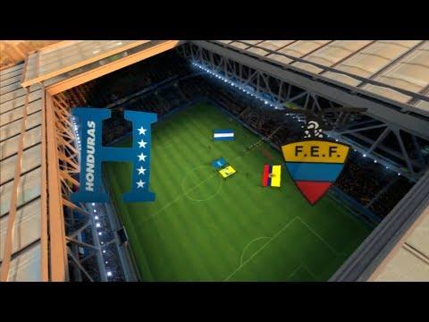 Honduras - Équateur [FIFA 14 World Cup] | Coupe du Monde 2014 (2e Journée - Groupe E) | CPU Vs. CPU