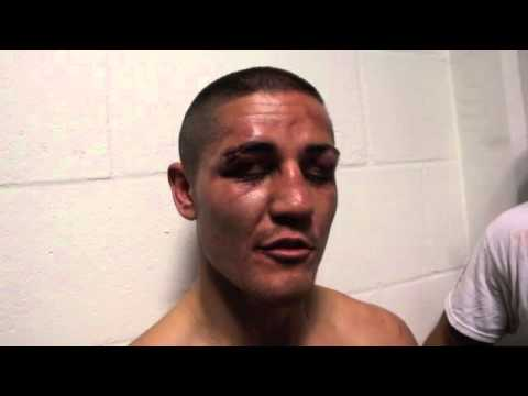 BEN WAGER & BEN DAVIES REFLECT ON WAGER'S DEFEAT TO TOM STALKER IN MANCHESTER - POST FIGHT INTERVIEW