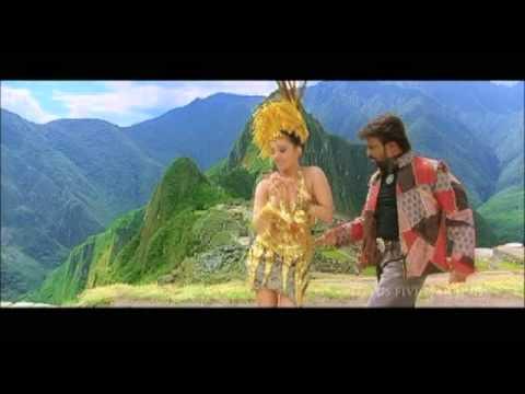 Endhiran (the Robot) Video Song: Kilimanjaro (tamil) Machupicchu video
