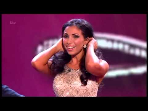 FRANCINE LEWIS - BRITAIN'S GOT TALENT 2013 SEMI FINAL PERFORMANCE
