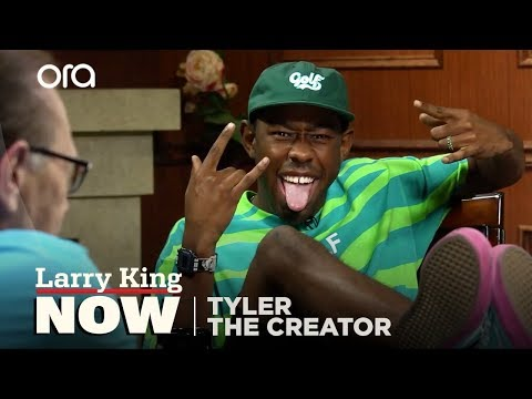 "Tyler, the Creator on ""Larry King Now"" - Full Episode Available in the U.S. on Ora.TV"
