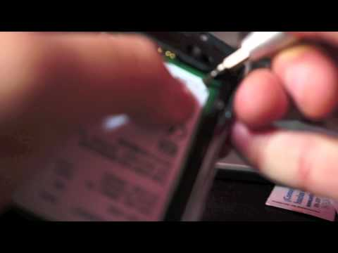 Unlock bootloader Xperia Play testpoint