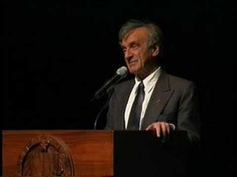 An Evening with Elie Wiesel