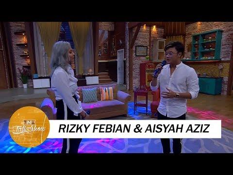 Rizky Febian  amp  Aisyah Aziz   Indah Pada Waktunya  Special Performance