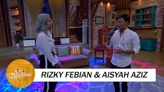 Download Lagu Rizky Febian & Aisyah Aziz - Indah Pada Waktunya (Special Performance) Gratis STAFABAND