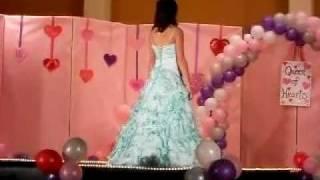 Meredith Putman Hayden Middle School Beauty Pageant 2-11-2012 01:14