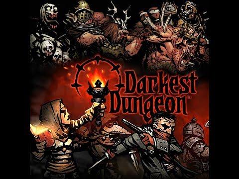 Darkest Dungeon | Обзор игры 🔥 играем в Darkest dungeon (Самое темное подземелье) ►