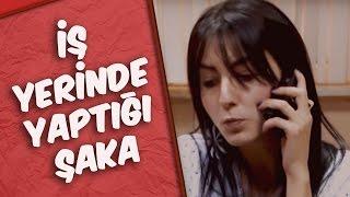 Mustafa Karadeniz-  İş Yerinde Yaptığı Şaka