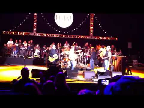 Buffalo Springfield, For What It's Worth, Bridge School 2010