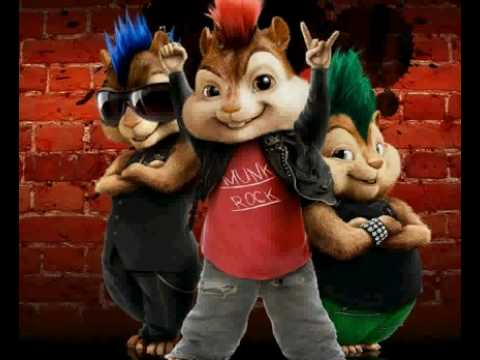 Alvin And The Chipmunks Big Green Tractor video
