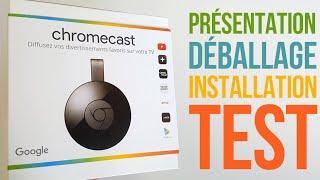 Chromecast 2 : Diffuser le contenu de son Smartphone sur sa Télé !