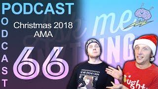 SOS Podcast #66 VOD - Christmas 2018 AMA