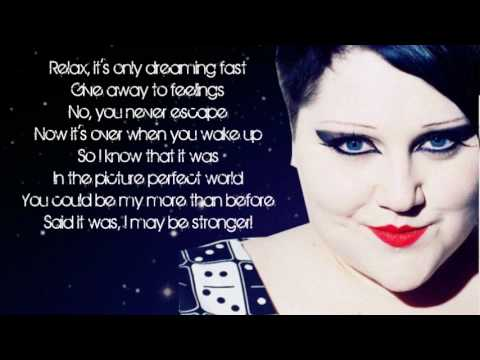  Gossip - Perfect World (Lyrics On Screen) 