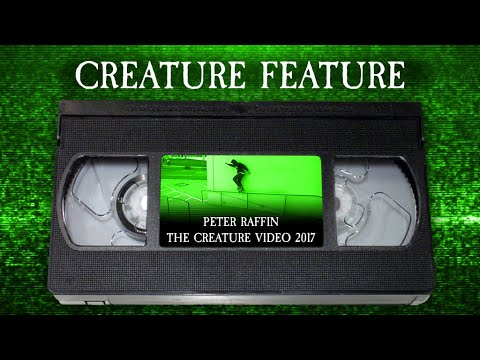 Creature Feature | Peter Raffin TCV