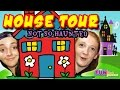 """HOUSE TOUR!!"" The Not So Haunted Tour Of the FUNkee Bunch Ca..."