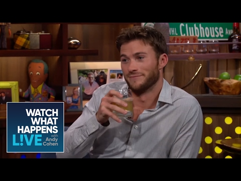 Ashton Kutcher's Romantic Connections to Jon Cryer and Scott Eastwood - WWHL