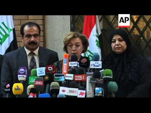 Sunni-backed political alliance ends parliament ban