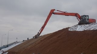 Hitachi Zaxis 200LC-3 Long Reach