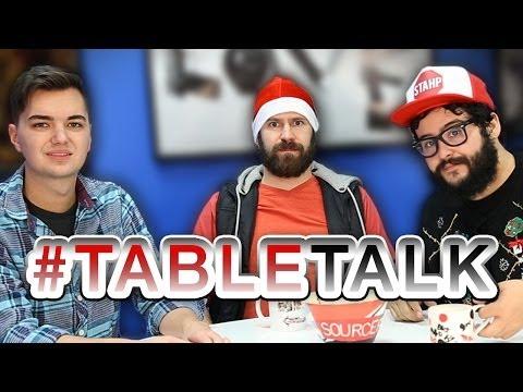 Guy Talk on #TableTalk!