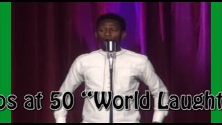 """Xtreme"" goes extreme @ Lagos at 50 ""World Laughter Day 2017"""