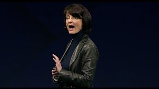 Video: Facebook developing 'Transhuman' Thoughts-to-Speech communication system - Regina Dugan