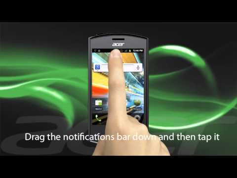 Transferring photos and videos from an Android smartphone to a PC