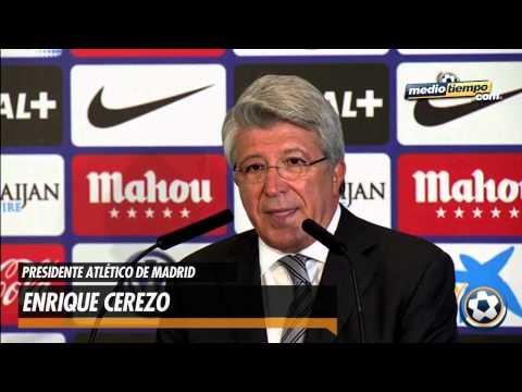 Raúl Jiménez hará historia con el Atleti: Enrique Cerezo