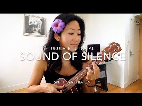 Sound of Silence // Ukulele Tutorial