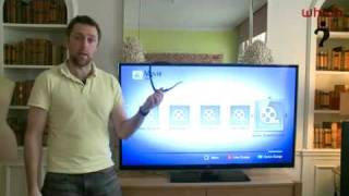 LG Infinia 3D LED HDTV review