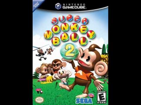 Super Monkey Ball 2 - Monkey Boat Menu