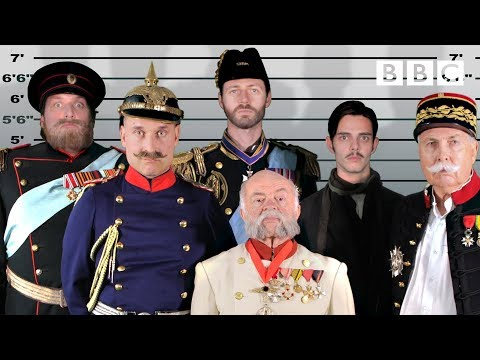 Origins: Rap Battle - WW1 Uncut - BBC