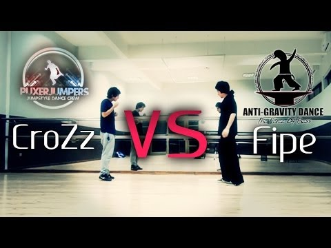 Shuffle Vs Jumpstyle 2014 video