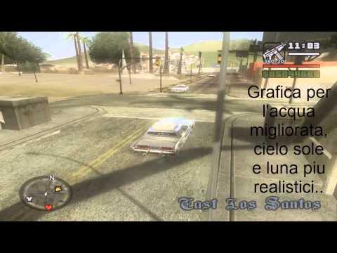 Come migliorare la grafica in GTA San Andreas