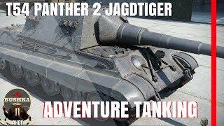 Adventure Tanking With Bushka World of Tanks Blitz